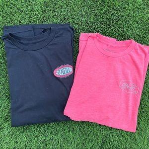 2x O'Neill Shirts - Men's Large